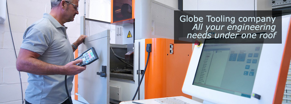 Globe Tooling - Precision Engineering and Tooling Specialists