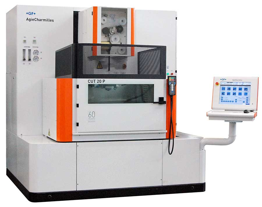 Globe Tooling invest in new wire erosion machine